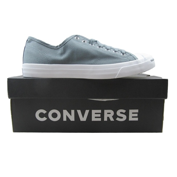 knap tinten van verkoop usa online Converse JP Jack Purcell OX Low Shoes Cool Grey NWT